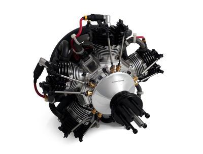 Black Star 5-250 Sternmotor